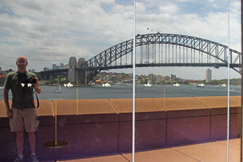 Opera House Selfie