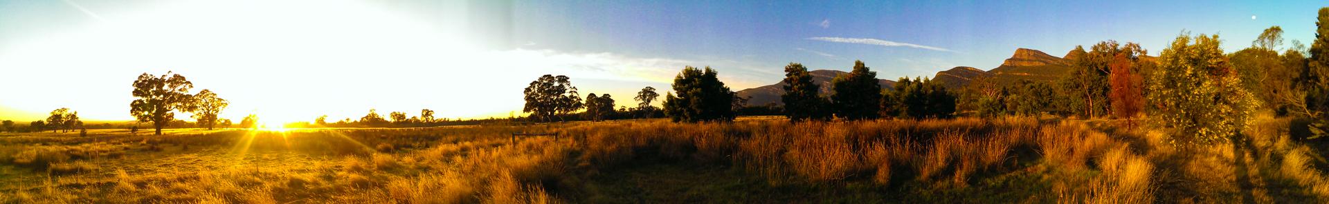 Grampians Sunrise 2