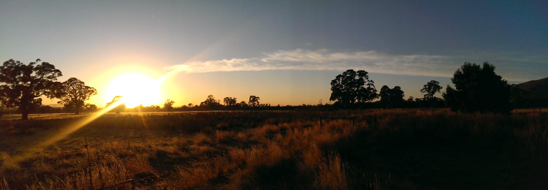 Grampians Sunrise 1