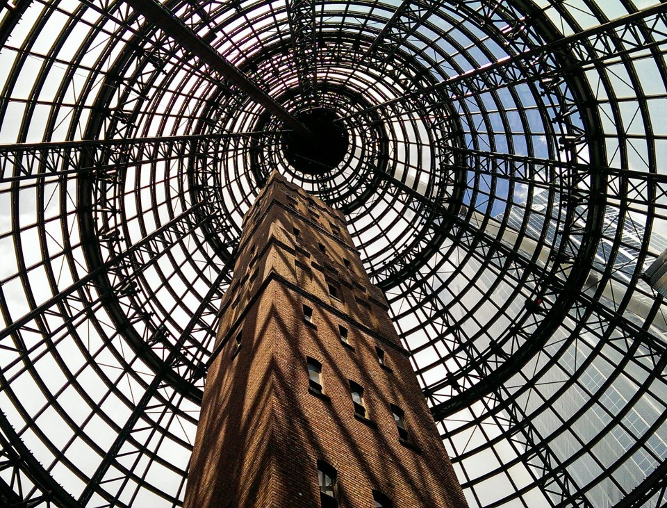 Shot Tower 1920