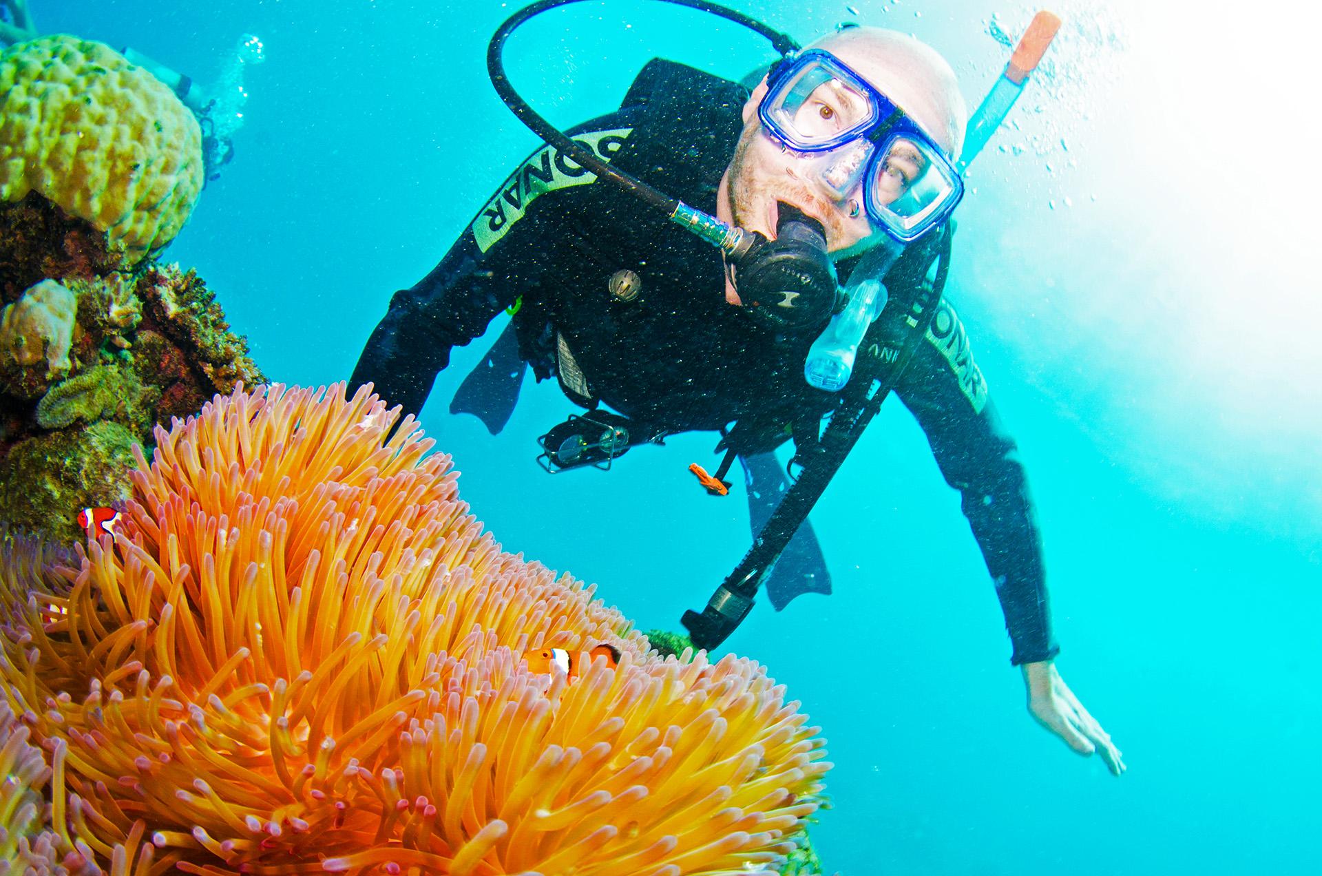 Geoff and Nemo