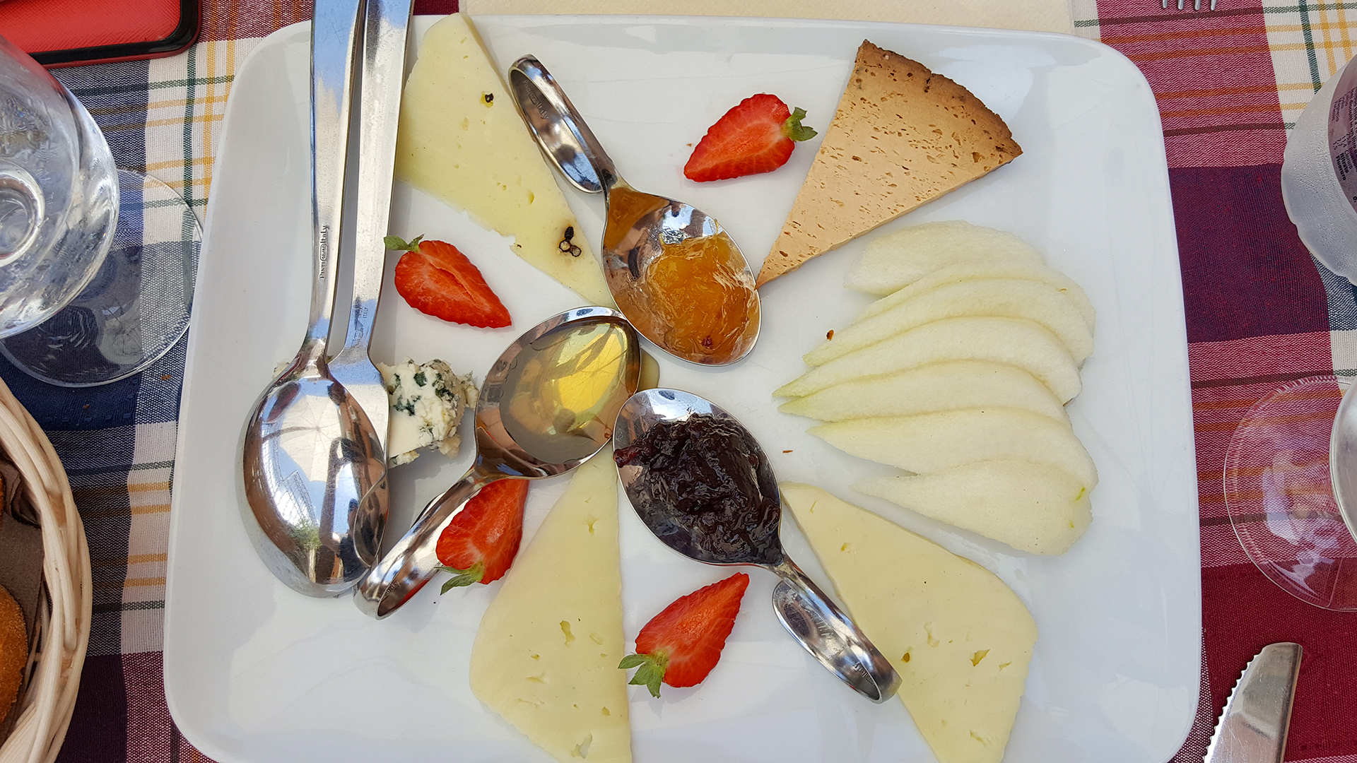That Cheese Plate
